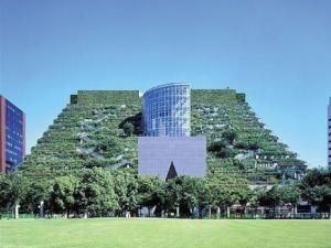 Primăria prefecturii Fukuoka, Japonia